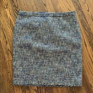 Classic J.crew number 2 pencil skirt